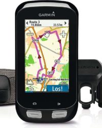 GPS Garmin 1000 Edge :  le parcours du combattant !